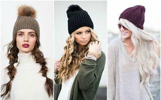 Ce să faci ca părul tău să arate excelent când porți căciulă. 30 de stiluri