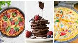 6 idei de brunch pentru weekend. Rapid și gustos!