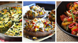 8 idei de cină rapidă și săracă în carbohidrați. Sunt perfecte dacă ești la dietă!