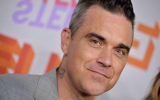 """Robbie Williams luptă cu depresia: """"Boala din capul meu vrea să mă omoare"""""""