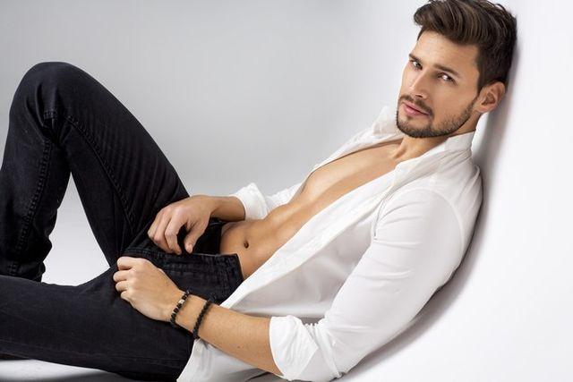 Bărbat sexy