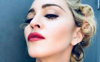 Fără filtre: Cum arată Madonna după ce a petrecut noaptea în club