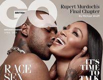 Naomi Campbell are un nou iubit: A pozat topless cu el - FOTO