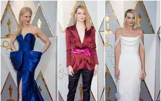 Oscar 2018: 20 de ținute spectaculoase purtate de vedete pe covorul roșu