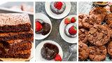 Prăjituri cu ciocolată din 4 ingrediente. Combinații simple și rapide
