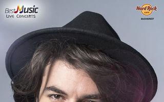 Două concerte Smiley la Hard Rock Cafe pe 13 și 14 martie