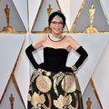 Actrița Rita Moreno a purtat la Premiile Oscar 2018 aceeași rochie ca în 1962