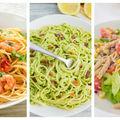 6 idei de cină rapidă cu paste integrale. Ce combinații sănătoase poți să faci?