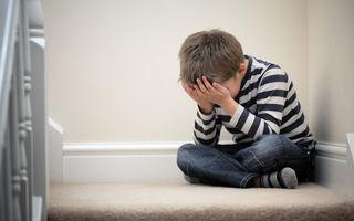 5 semne care arată că un copil are probleme mintale