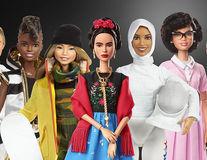 Barbie se schimbă: Noile păpuşi seamănă cu femeile care ne inspiră