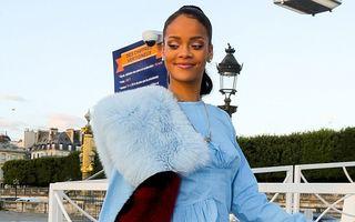 Parcă pluteşte: Cum poate Rihanna să meargă pe tocuri fără să se împiedice?