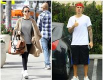 Selena Gomez şi Justin Bieber s-au despărţit din nou: Familia ei nu-l înghite