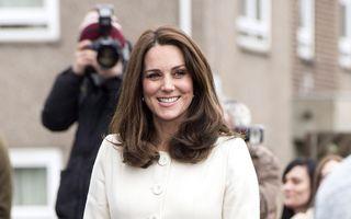 Secretul lui Kate Middleton: De ce are degetele la fel de lungi?
