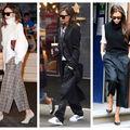 Cum să ai un look minimalist și sofisticat? 20 de outfituri inspirate de Victoria Beckham
