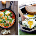 Shakshuka în 4 feluri. Cele mai bune idei de brunch delicios cu ouă