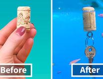 Ce poţi să faci cu un dop de plută: 20 de idei care îţi uşurează viaţa - VIDEO
