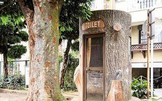 Cele mai neobişnuite toalete publice: Doar în Tokyo vezi aşa ceva!