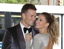 """Imagini în premieră: Ziua în care Gisele Bündchen şi Tom Brady au spus """"Da"""""""