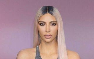Trucul simplu prin care Kim Kardashian și-a decolorat părul