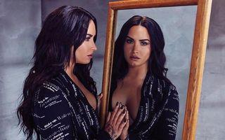 Demi Lovato, moment emoţionant: Vedeta a vorbit pe scenă despre boala ei psihică