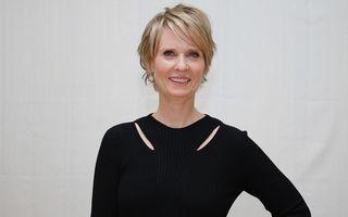 Totul despre sex şi politică: Cynthia Nixon va candida pentru postul de guvernator al statului New York