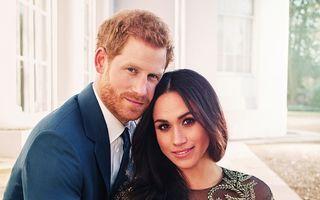 Iubire ca-n poveşti: Primele imagini din filmul despre prinţul Harry şi Meghan Markle