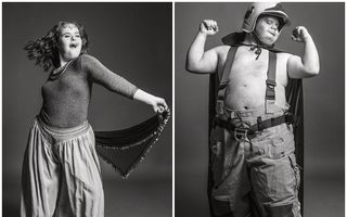 Campanie emoţionantă: 20 de imagini în care sindromul Down se vede altfel