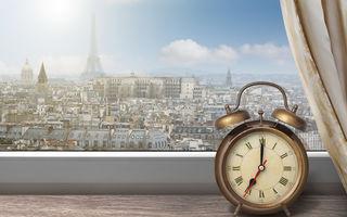 Ce se întâmplă cu ceasurile din Europa?