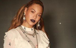 Vânătoarea de promoţii: Beyonce şi-a umplut căruciorul într-un magazin de reduceri