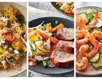 6 idei de cină rapidă și săracă în grăsimi care nu-ți sabotează dieta