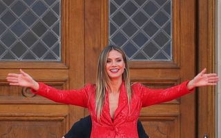 Heidi Klum a schimbat iubitul: Vedeta are o relaţie cu un rocker - FOTO