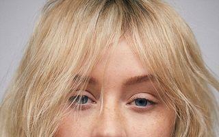 Frumuseţe fără fard: Christina Aguilera, aşa cum n-ai mai văzut-o până acum