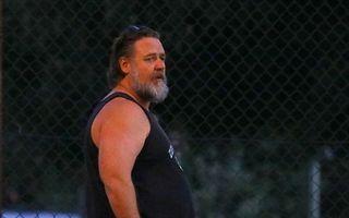 A fost odată un bărbat sexy: Cât de mult s-a schimbat Russell Crowe!