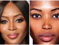 Naomi Campbell, scandal pe Instagram: Vedeta şi-a micşorat nasul cu Photoshop