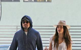 """S-a """"cuminţit"""" DiCaprio? Noua lui iubită ar putea fi ultima"""