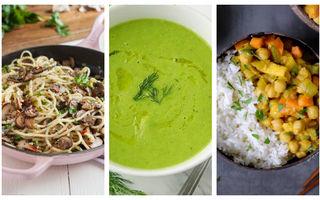 6 idei de cină de post. Rapid, gustos şi hrănitor