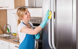 12 trucuri de curățenie folosind bicarbonatul de sodiu