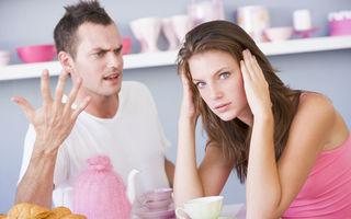 3 comportamente într-o relație care pot prevesti divorțul