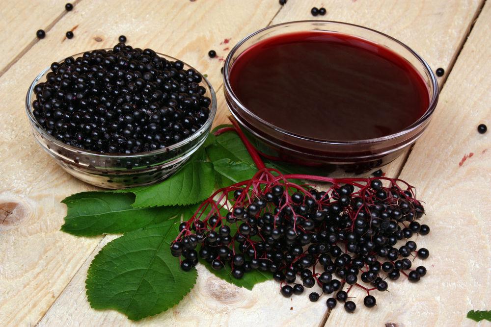 tinctura din fructe de soc