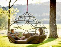 30 cele mai interesante paturi și balansoare pentru relaxare în aer liber