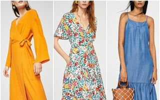 Rochii de zi la modă în primăvara 2018. 6 idei