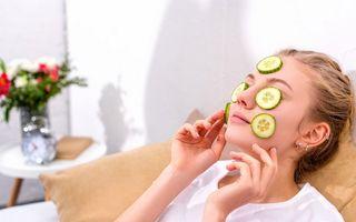 12 remedii rapide pentru înfrumuseţarea tenului
