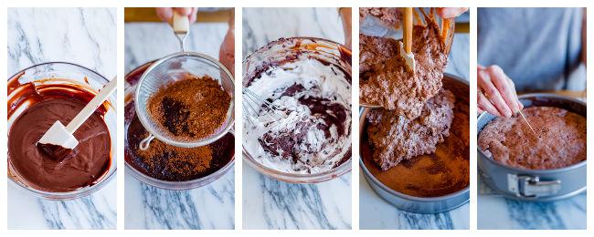 Tort de ciocolata fara faina