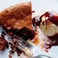 Cel mai bun tort de ciocolată fără făină pe care merită să-l încerci de sărbători