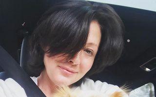 Cancerul nu-i dă pace: Anunţul pe care l-a făcut Shannen Doherty