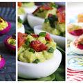 Cum să faci ouă umplute în mai multe variante? 4 rețete noi pentru Paște