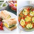 5 idei de cină cu ouăle rămase de la Paște