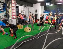 Secretul din spatele antrenamentului cu sfori de la sală
