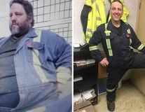 Transformarea incredibilă a unui bărbat obez după ce a trecut prin cea mai mare umilinţă