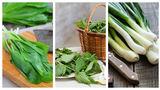 6 verdețuri de primăvară care te ajută să slăbești